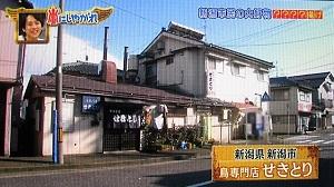 新潟県民認知度100% 鳥専門店せきとり ひなどりの半身揚げ カレー風味 場所・地図