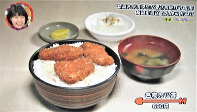 とんかつ かねこ 名物カツ丼 新潟市西区 Negicco megu