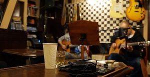 喫茶コーヒー生ライブ ニューボン 沼垂