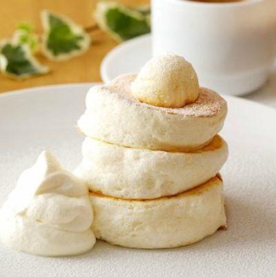 gram(グラム)新潟店 ふわふわプレミアパンケーキ イベント