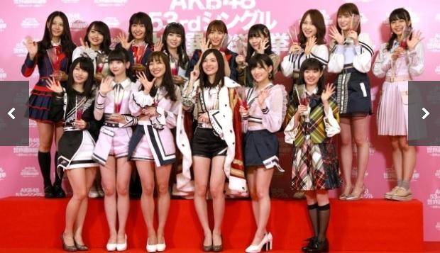 AKB48 第10回AKB48世界選抜総選挙 結果 NGT48