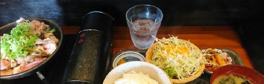 居酒屋 笑ちゃん(ワンコイン 500円)ランチ限定 新潟・上越市