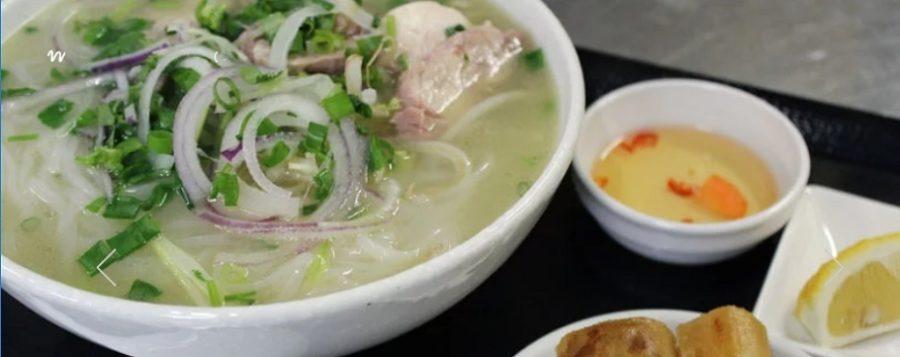 新潟市江南区にあるベトナム料理 ミィ・トゥ・クゥアン メニュー