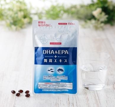 一正蒲鉾 DHA&EPA+舞茸エキス サプリメント n-3系脂肪酸 販売