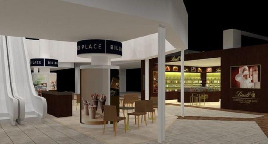 リンツ・ショコラ・カフェが新潟初出店 万代シテイ・ビルボードプレイスにオープン