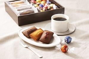 リンツ フィナンシエとリンドールの焼き菓子とチョコのギフト 新潟店
