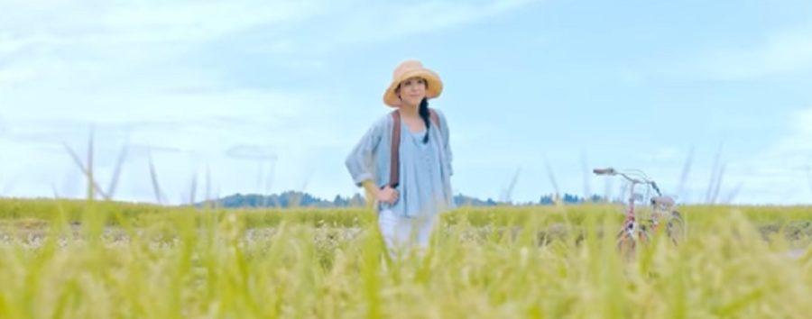 浅田真央 新潟で収穫初体験!新潟米コシヒカリ 収穫篇 TVCM動画