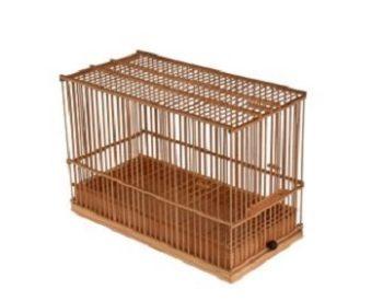 鳥籠屋十蔵 尺二寸籠 商品・購入先 新潟県阿賀野市 椎野十蔵さん