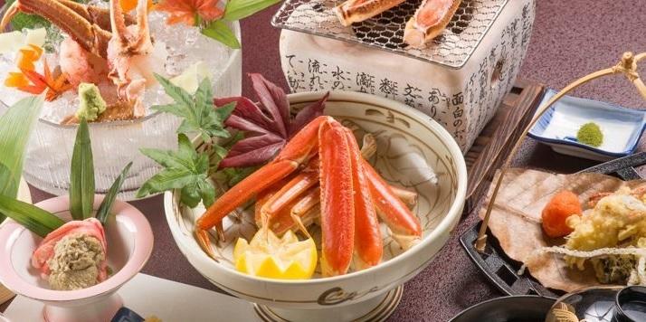 上越市板倉区 蟹のお店「割烹かまた」かに会席 宴会・ランチ予約