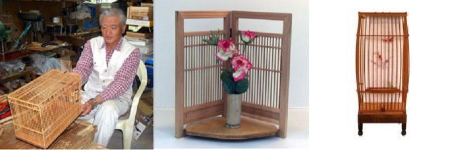 人生の楽園 鳥籠屋 十蔵とカフェ木いちご 椎野十蔵さん、和子さん 新潟県阿賀野市