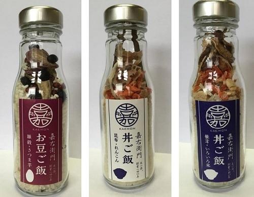 嘉右衛門ベジライス・瓶(米屋かたぎり・新潟・阿賀野市)ギフト 通販・お取り寄せ