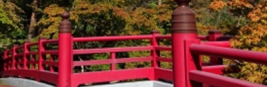 弥彦公園・もみじ谷(弥彦村・新潟)紅葉 松茸の釜めし・紅葉弁当が美味しそう!