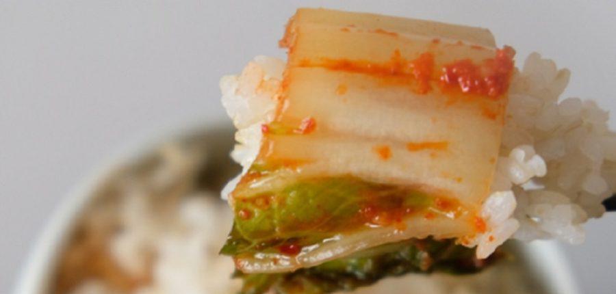新潟市江南区で本場・韓国のキムチ販売所・ひかり畑 白菜キムチが美味しそう!
