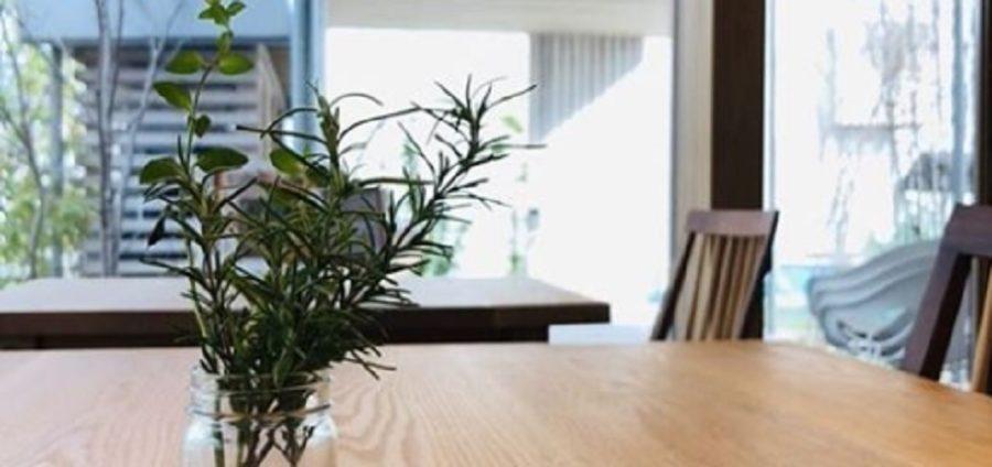 新潟市中央区長潟にあるモデルハウス兼カフェ・パンケーキが話題!