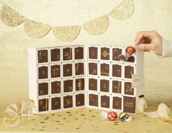 リンツ新潟店でエブリデイ リンドール カレンダーボックスが2019年3月4日に発売!期間・数量限定