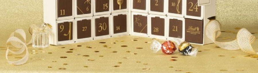 リンツショコラカフェ新潟店 エブリディドールカレンダーボックス2019年3月4日 数量限定販売