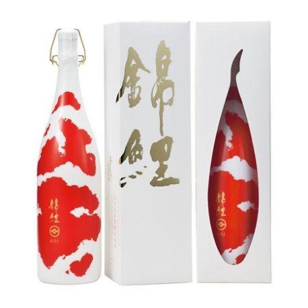 日本酒『錦鯉』今代司酒造 令和記念として販売