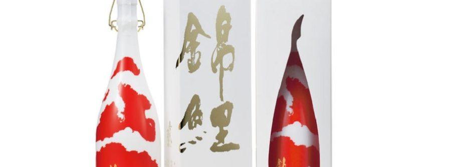 今代司酒造 令和記念 日本酒・錦鯉の1升ビンバージョンを新発売