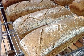 ライ麦パン(ライ麦全粒粉100%)ロッゲンブロート ドイツパン(新潟・村上市)予約