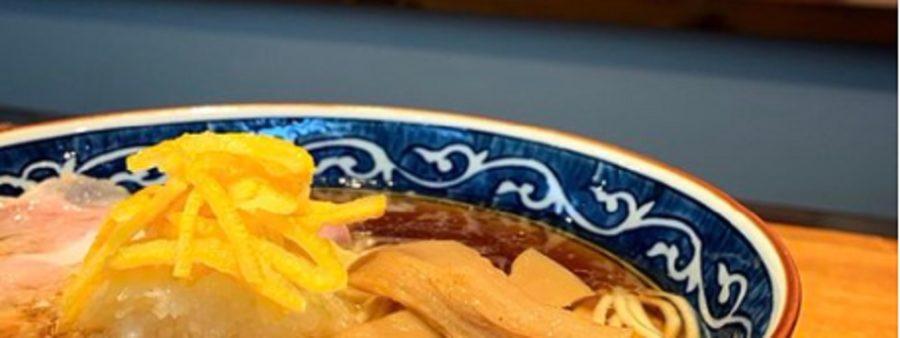 新潟駅前にあるミシュランが認めたビブグルマンのラーメン店・麺屋坂本01の醤油ラーメン
