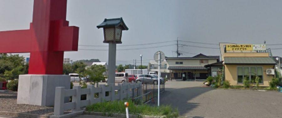 新潟カフェ・グルメ「柚子の花」牛すじデミオムライスと鶏のレモン和え定食 弥彦村