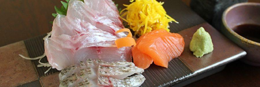 新発田市の居酒屋・四季彩食こし路 秋刀魚の塩辛・なめろう大葉揚げ