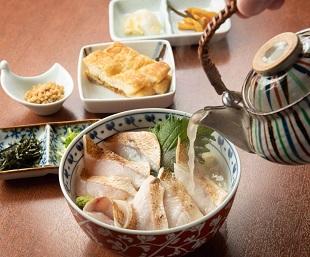 のどぐろ炙り茶漬け丼 海風亭寺泊日本海 予約・問い合わせ先 浜めしイベント