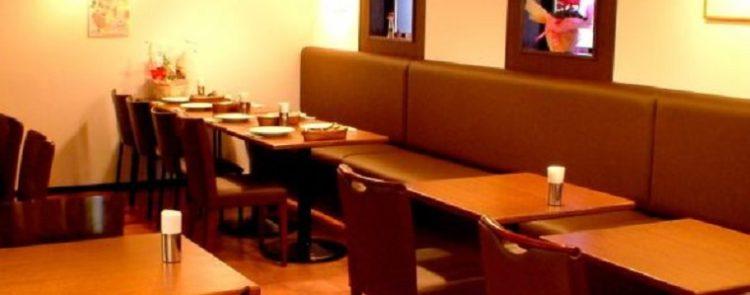 長岡市川崎町にあるイタリアンのお店 AL CEPPO サバン ランチパスタやセレブコースが人気