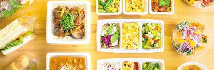 もち麦ごはんのカレーランチと特製ソースのパスタランチが人気 新潟市秋葉区新津