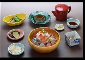 上越市の海鮮ひつまぶし御膳が人気 会心きざわ ランチ・ディナー