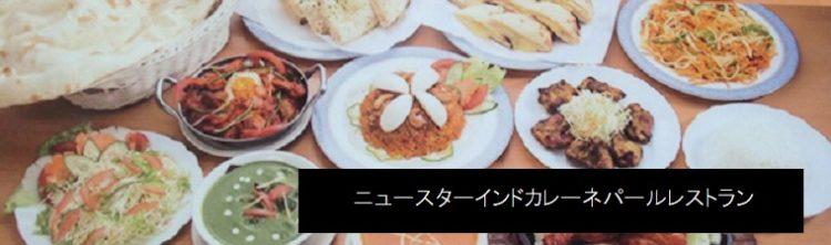 50センチのナンがおかわり自由のカレー屋 ニュースターインドカレーネパールレストラン 新潟市北区