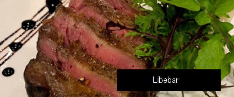 新潟市南区白根のレストラン Libebar(リベバル)低温調理の厚切り牛タン ボンゴレビアンコが人気