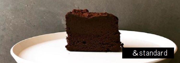 三条ものづくり学校 &standard バスクチーズケーキ テリーヌショコラ 三条市スイーツ店