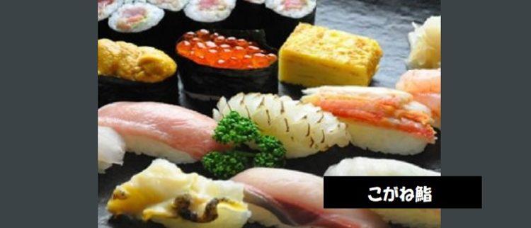 老舗職人の寿司テイクアウト 新潟市東区紫竹