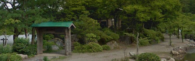 冷やし中華・あんみつ 五十公野公園 森林館 新潟・新発田市