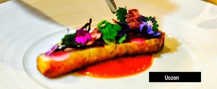 ミシュランガイド新潟2020特別版 二つ星を獲得したフランス料理店 Uozen 三条市大崎