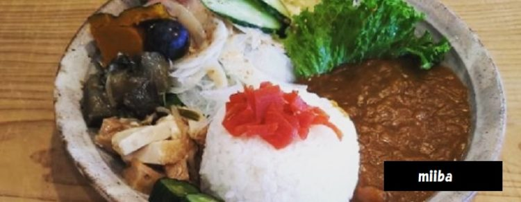 沼垂テラス miiba みーばのおまかせ定食 朝食・ランチ 新潟市中央区沼垂東