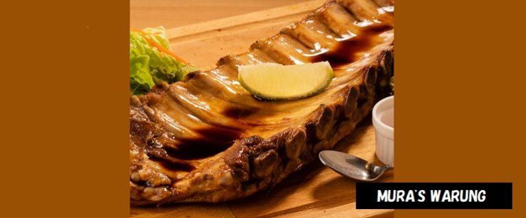 新潟駅グルメ インドネシア料理の居酒屋 MURA'S WARUNG 新潟市中央区米山
