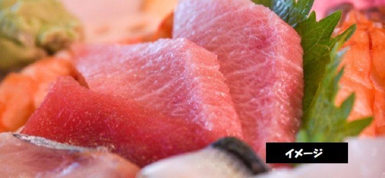 たっぷり新鮮な海鮮丼 御食事処なべや 新潟県上越市柿崎区