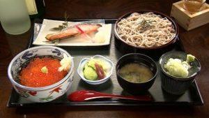 せっかくグルメ 新潟県村上市 石挽き蕎麦と和食処 悠流里(ゆるり)