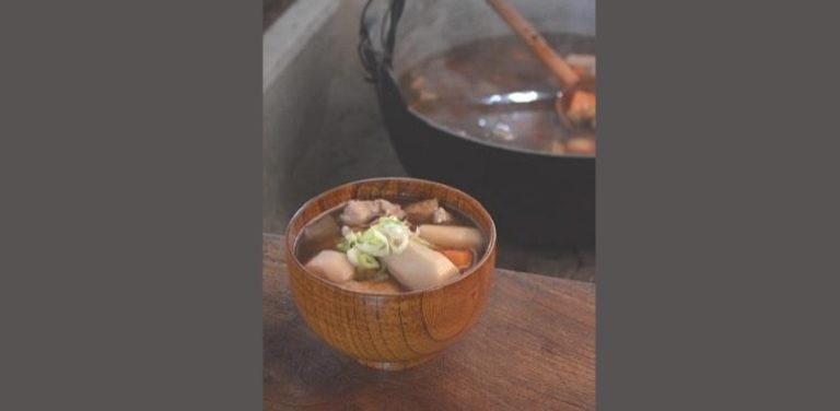 南鯖石地域の里芋 土垂を使った郷土料理 おいな汁の作り方 新潟県柏崎市