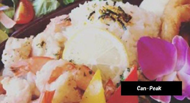 新潟でハワイ料理が食べれるお店 Can-Peak パンケーキ 新潟市東区
