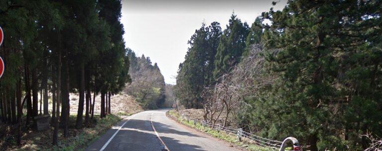 長岡市宮本町の県道48号、薬師トンネルから200メートルほど手前の道路崩落 急激な雪解け原因か 新潟ニュース
