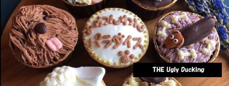 THE Ugly Duckling デザインされたかわいいカップケーキ専門店 新潟県三条市西四日町