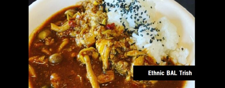 各国を渡り歩いた女性主人が作る多国籍料理が食べられるお店 エスニック・バル・トリッシュ 新潟市東区