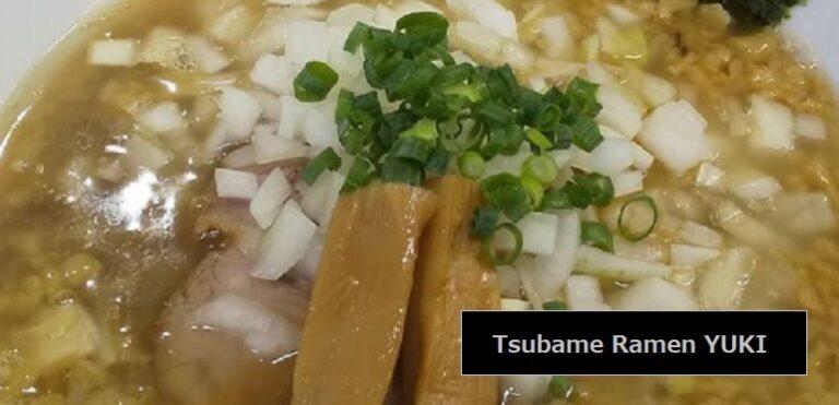 キレイすぎる燕三条系背脂ラーメン Tsubame Ramen YUKI 新潟県燕市灰方