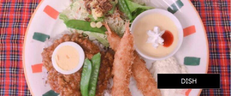 奥様ランチが食べられるお店 DISH 新潟市江南区