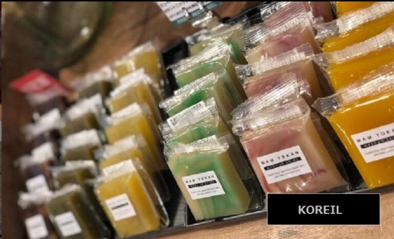 珍しいお菓子やドリンクを販売 食のセレクトショップ KOREIL(コレイル)新潟県三条市
