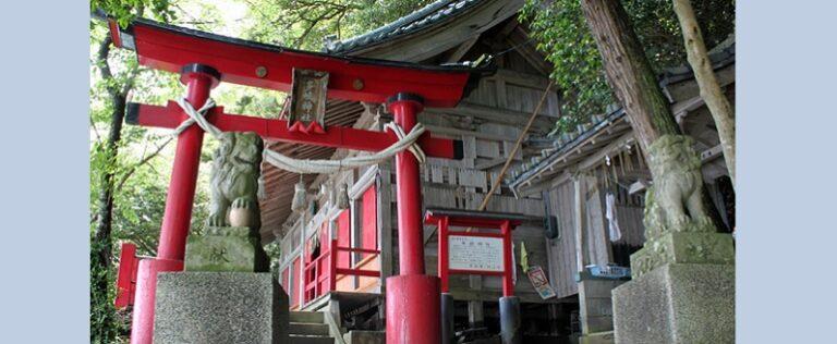 弁慶がさても麗しき景色かなと嘆賞した日本海の絶景が見れる神社 多伎神社 新潟県村上市
