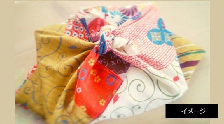 手ぬぐいを持ってくればあずま袋を作ってくれるお店 ぬの物と駄がし さんなや 新潟県村上市
